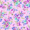 Studio E Fabrics Sweet Perfume Floral Bouquet Pink