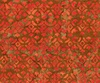 Northcott Banyan Batiks Baralla Electric Orange