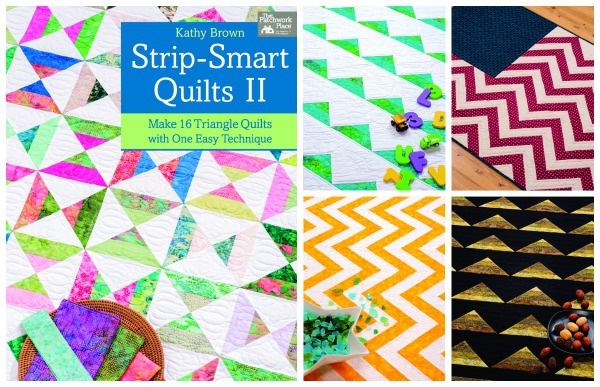 Strip Smart Quilts II by Martingale Publishing