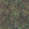 Moda Splendor Batiks Beech Leaves Forest