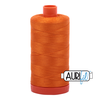 Aurifil Thread Bright Orange
