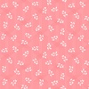 Windham Fabrics Colette Lattice Leaves Coral