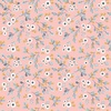 Riley Blake Designs Charmed Small Floral Pink