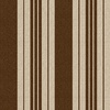 Maywood Studio Ruby Ticking Stripe Tan/Brown