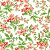 Maywood Studio Sommersville Viney Flower Soft White