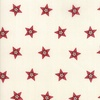 Moda Star and Stripe Gatherings Star in Star Ivory/Red