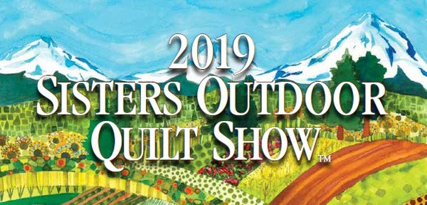 Sister's Quilt Show 2019