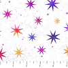 Northcott Cosmic Universe Multicolor Stars White/Purple