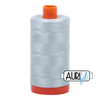 Aurifil Thread Light Grey Blue