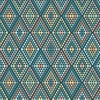 Riley Blake Designs Dream Weaver Diamonds Teal