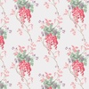 Camelot Fabrics The Wisteria Collection Wisteria Blooms Cranberry
