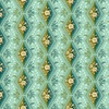 Henry Glass Fabrics Tarrytown Diamond Mint/Teal