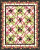 Paradise Lattice Free Quilt Pattern