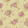 Andover Fabrics Bed of Roses Dahlia Greige