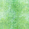Anthology Fabrics Pop Dot Batik Shamrock