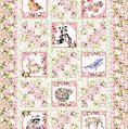 Pretty In Pink Quilt Kit - Preorder