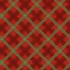 Henry Glass Woodland Haven Flannel Plaid Red