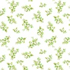 Clothworks Radiance Sprigs White