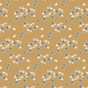 Camelot Fabrics Berry Blossoms Small Blossoms Amber