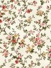 Maywood Studio A Fruitful Life Flowers Cream
