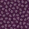 Maywood Studio Amour Sprigs Deep Plum