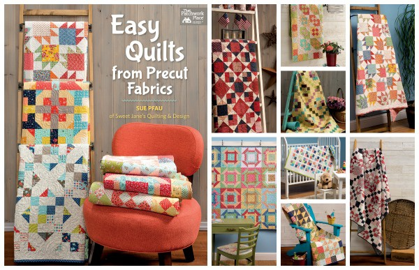Easy Quilts from Precut Fabrics by Martingale Publishing
