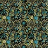 In The Beginning Fabrics Garden Delights III Hexagons Teal