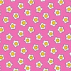 Andover Fabrics The Coop Fried Eggs Pink
