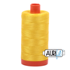 Aurifil Thread Canary