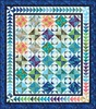 Coral Reef Seaside Free Quilt Pattern