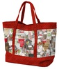Basic Tote with Inside Pocket Free Pattern