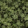 In The Beginning Fabrics Garden Delights III Baby's Breath Green