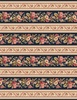Wilmington Prints Bricolage Border Stripe