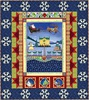 A Quilter's Christmas Village Free Quilt Pattern