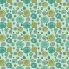 Windham Fabrics Road Trippin Doodle Dot Teal