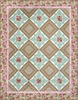 Graceful Moments - Graceful Stars Free Quilt Pattern