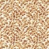 Quilting Treasures Kashmir Leaves Brown