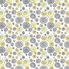 Windham Fabrics Road Trippin Doodle Dot Grey