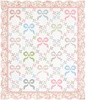 Eaton Place Button and Bows Free Quilt Pattern