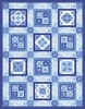 Blue Dream Free Quilt Pattern