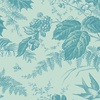 Andover Fabrics Royal Blue Evergreen Sky