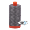 Aurifil Thread Grey Smoke