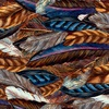3 Wishes Fabric Spirit of Flight Feathers