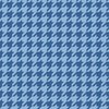 Maywood Studio Kimberbell Basics Houndstooth Tonal Blue