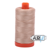 Aurifil Thread Beige
