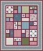 Flower and Vine Free Quilt Pattern