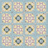 Jolly Spring Free Quilt Pattern