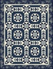 Abigail Blue Boardwalk Free Quilt Pattern