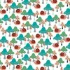 Studio E Fabrics Owl's Woodland Adventure Mushrooms and Snails