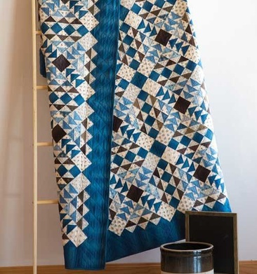 Union Blues Free Quilt Pattern